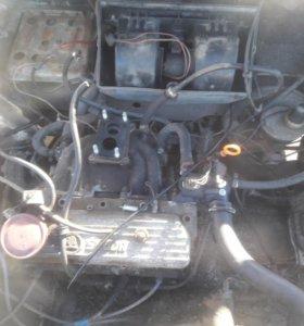 Двигатель на шкода фелиция