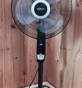 Вентилятор напольный HDD1572R-16B