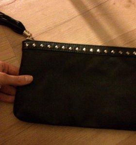 Клатч чёрный accessorize