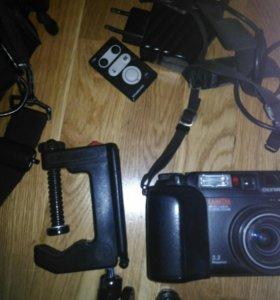 Фотоаппарат Olympus camedia