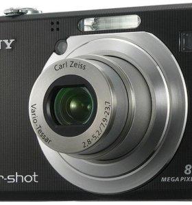 Фотоаппарат Sony W100 + 4 Gb