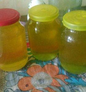 Продам мёд разнотравие