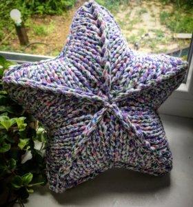 Подушка звезда 💫
