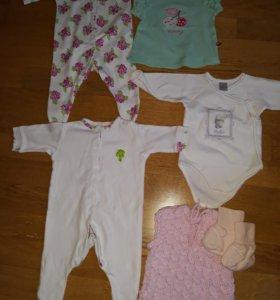 Детская одежда Mothercare , choupette