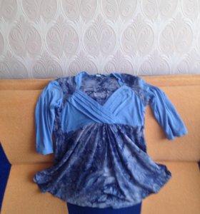 Блуза д/бер-х