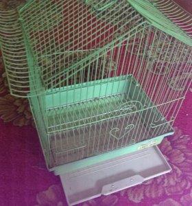 Клетка для птиц и не только.