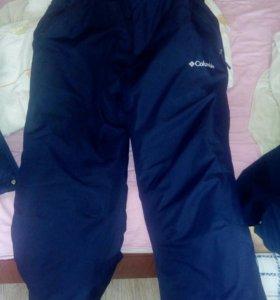 Columbia штаны и куртка зима
