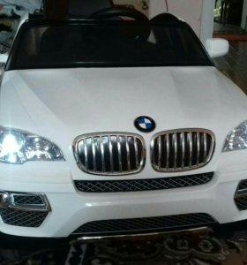 BMW -X6, электромабиль.