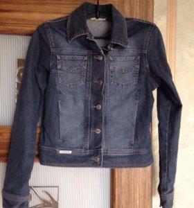 Джинсовка-джинсовая куртка