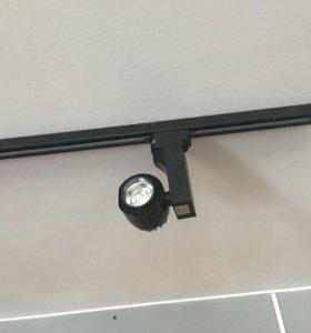 Потолочный светильник на штанге