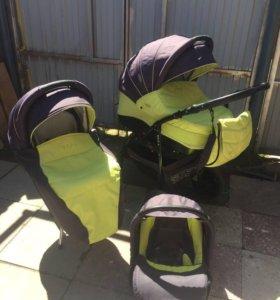 Zipy Verdi 3в1 коляска детская
