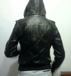 Куртка-трансформер к/з новая