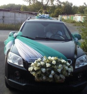 Прокат свадебной машины