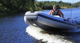 Новые надувные лодки ПВХ Касатка KS-335 от дилера