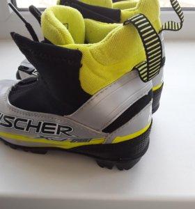 Продаю Ботинки для беговых лыж детские Fischer XJ