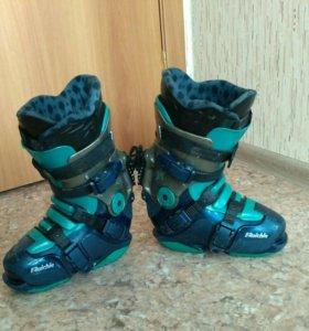 Ботинки для сноуборда Raichle 124