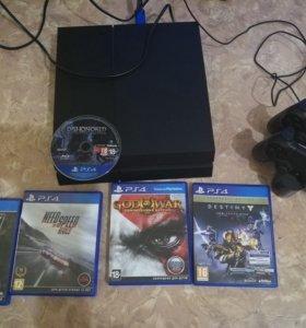Sony Playstation 4 1000 gb