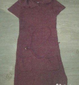 Платье- туника и юбка