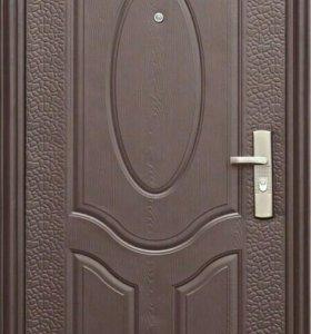 Дверь входная эконом