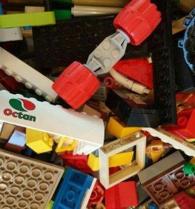 Лего lego 1 кг+ крыло для самолета