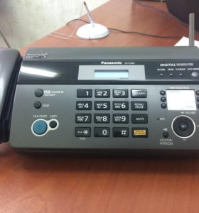 Факс Panasonic KX-FC965
