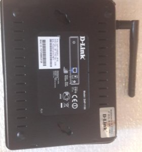 Роутер d-link dap-1150