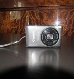 Фотоаппарат Canon ixus 220 HS