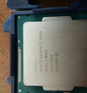 Процессор новый