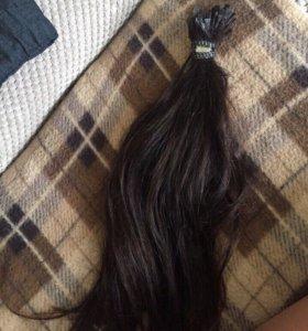 Продам натуральные волосы 200 прядей