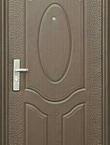 Дверь входная эконом внутреннее открывание