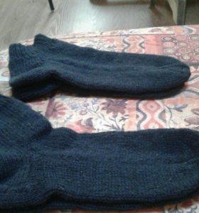 Мужские носки и чешки
