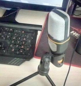Конденсаторный микрофон SF-666