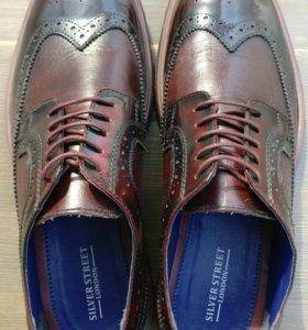 Ботинки броги Silver Street London