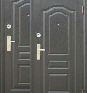 Дверь к600/2 гофра/наруж.петли96е