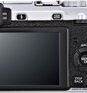Новый Fujifilm X-E1 body