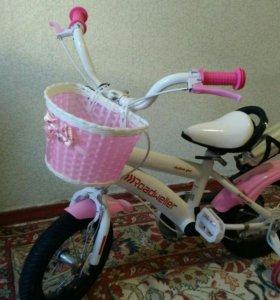 Велосипед детский (всего пару выездов)