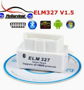 Автосканер Bluetooth OBDll ELM 327 v.1.5