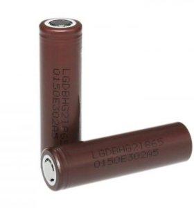 Аккумуляторные батареи LG HG2