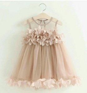 платье для девочек 1,5-2 года
