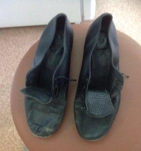 "Туфли для занятий танцами для мальчика "" Стандарт"""