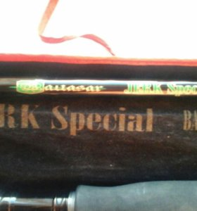 Спиннинг Aiko Baltasar Jerk Special BAL160XH