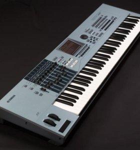 синтезатор YMAHA motif xs7
