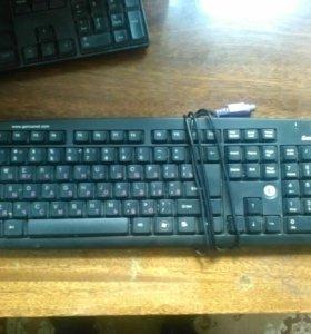 Клавиатура Genius K639 Black