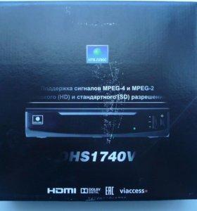 Ресивер НТВ+ Opentech OHS 1740V