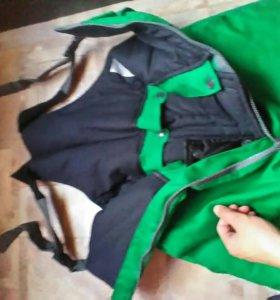 Новая Зимняя спец одежда