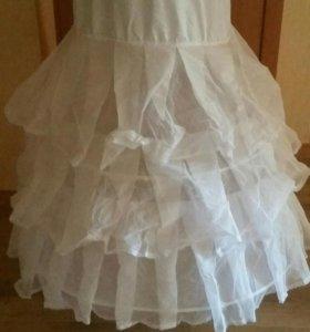 Кринолин, подъюбник, юбка под платье