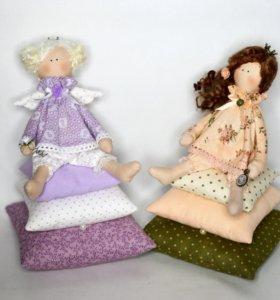 Кукла принцесса на горошине