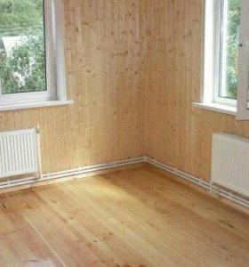 Отопление и сантехника в доме