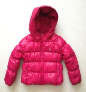 Новая куртка Benetton