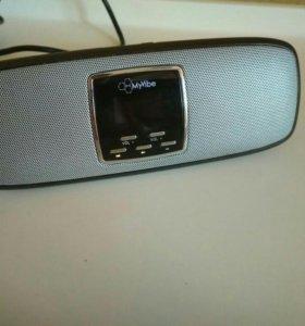 MyVibe Slim портативная акустическая система